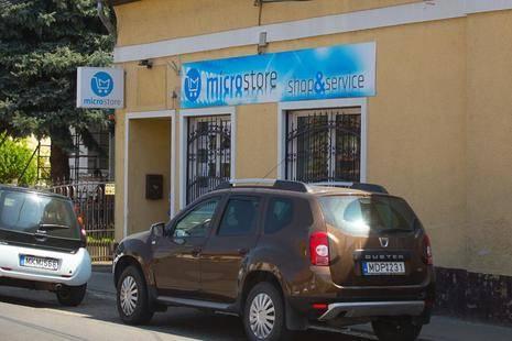 Microstore Airport Panzio