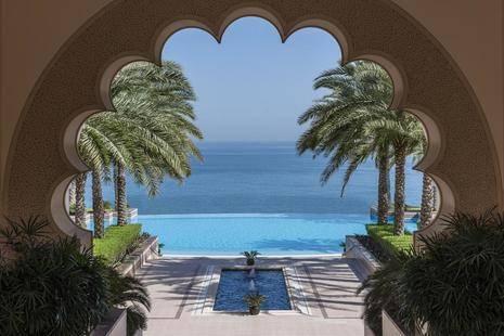 Shangri-La Al Husn (Adults Only 16+)