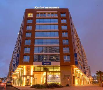 Kyriad R'Esidence Casablanca Centre Ville