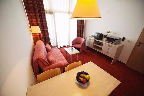Apartmaji Vile Barka