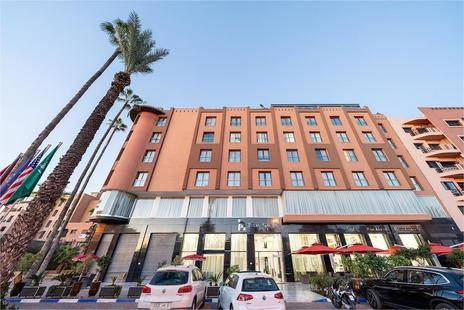 Palm Menara Hotel