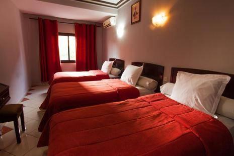 Residence Appart Assounfou & Spa