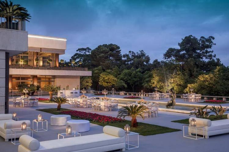 Four Seasons Hotel Ritz