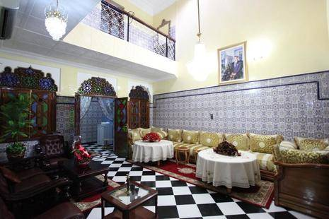 Riad Fatouma