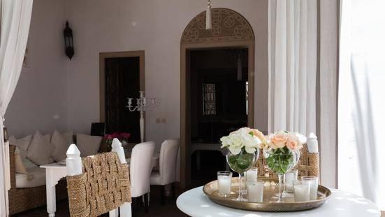 Riad Les Orangers D'Alilia