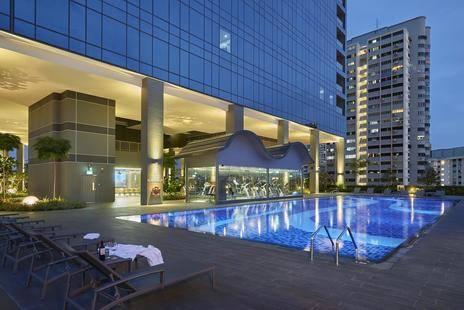 Boss Singapore Hotel