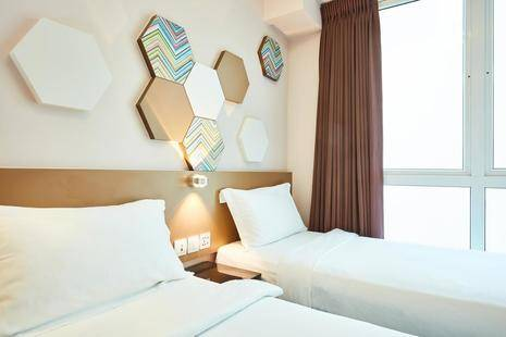 Ibis Budget Singapore Imperial (Ex. Fragrance Hotel Imperial)