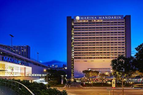Parkroyal Collection Marina Bay (Ex.Marina Mandarin)
