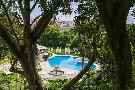 Olissippo Lapa Palace (Adults Only 18+)
