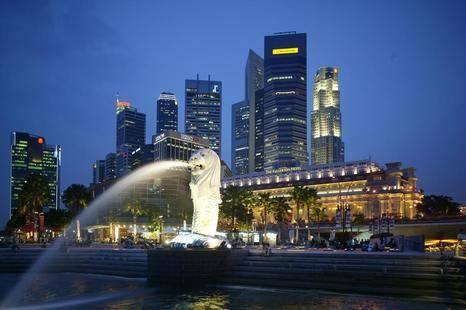 Fullerton Singapore