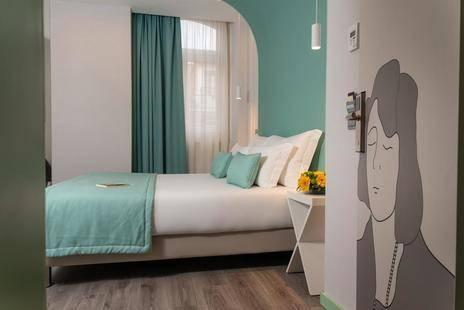 Be Poet Baixa Hotel