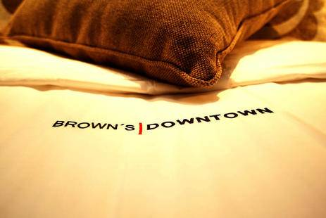 Browns Downtown Hotel