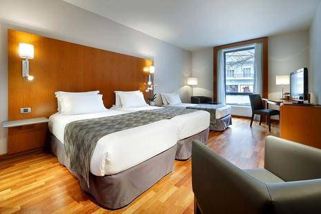Eurostars Lisboa Parque Hotel