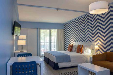 Terrace Mar Suite