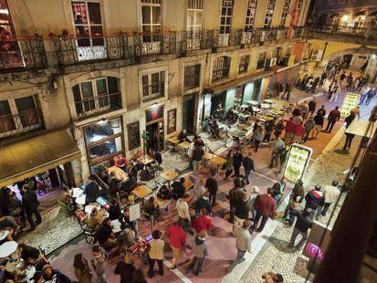 Hello Lisbon Cais Do Sodre