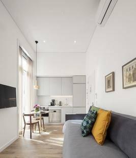 Lisbon Serviced Apartments - Chiado Emenda