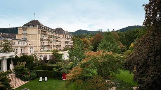 Brenners Park Hotel & Spa