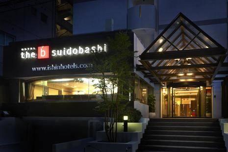 The B Tokyo Suidobashi