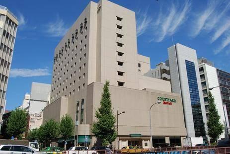 Courtyard Tokyo Ginza Hotel