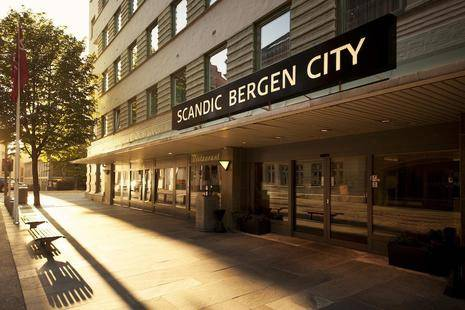 Scandic Bergen City