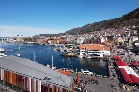 Scandic Torget Bergen (Ex. Scandic Strand)