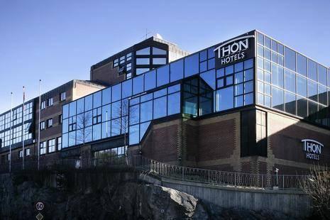 Thon Hotel Bergen Airport