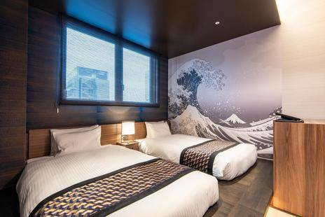 La'Gent Hotel Shinjuku Kabukicho