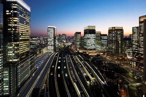 Metropolitan Tokyo Marunouchi