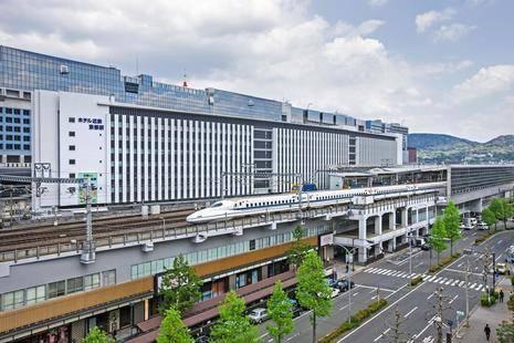 Miyako City Kintetsu Kyoto Station