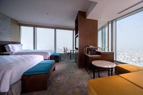 Osaka Marriott Miyako Hotel