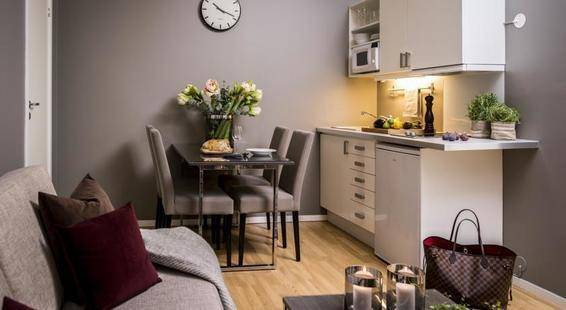 Frogner House Apartments - Arbinsgate 3
