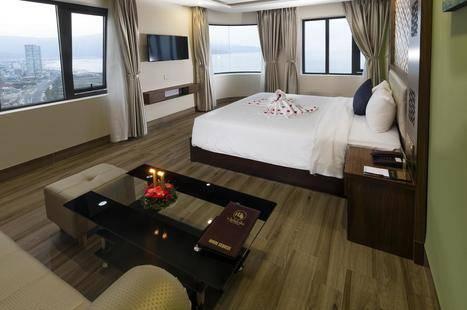 7. Seven Sea Hotel Da Nang