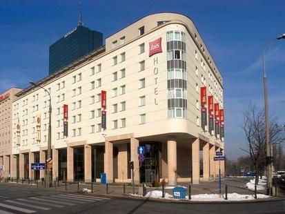 Ibis Warsaw Stare Miasto Old Town