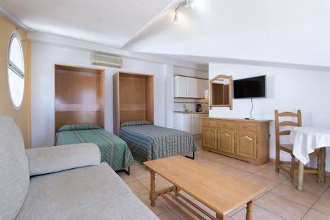 Apartamentos La Fonda