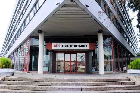 А Отель Фонтанка