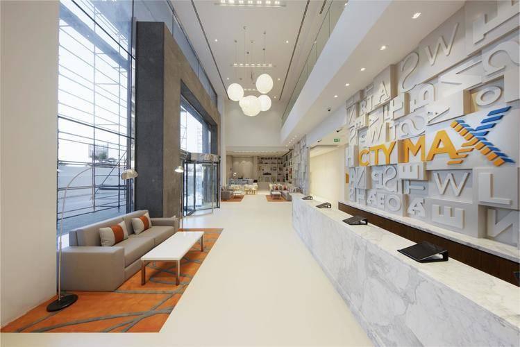 Citymax Business Bay Hotel