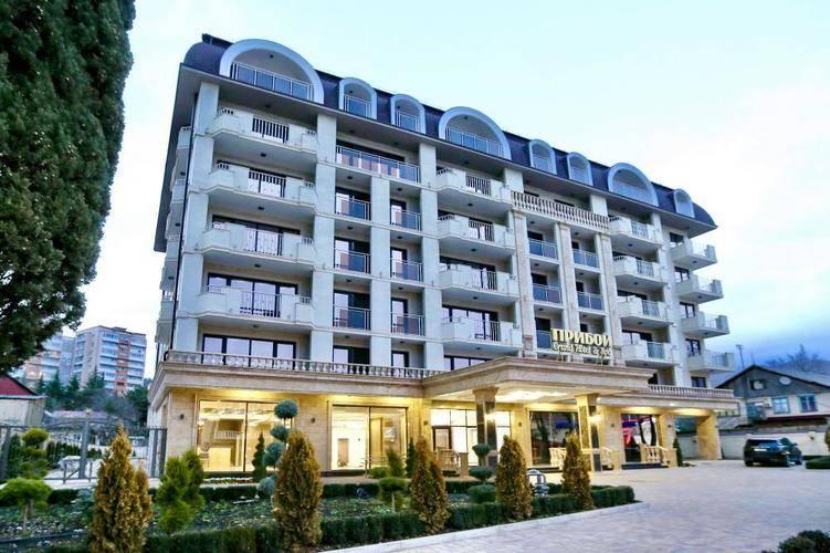 Гранд Отель Прибой (Ex. Гостиница Прибой)
