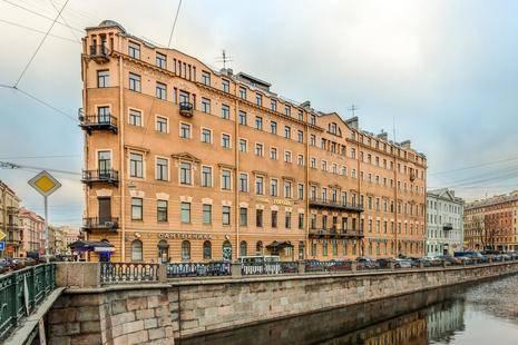 Отель Гоголь Хауз