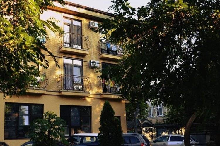 Отель Континенталь