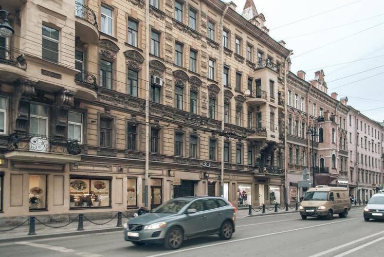 Отель Гранд На Большом
