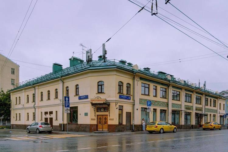 Отель Сретенская