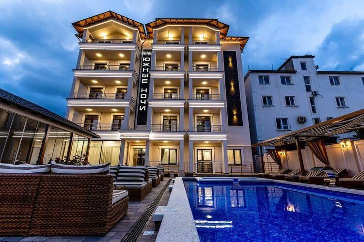 Отель Южные Ночи