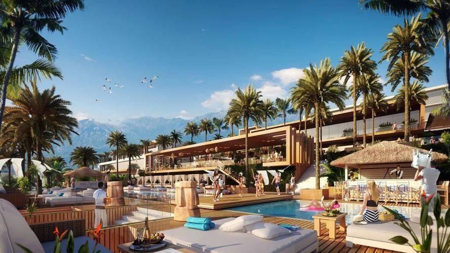 Nikki Beach Montenegro (Ex La Perla Hotel)