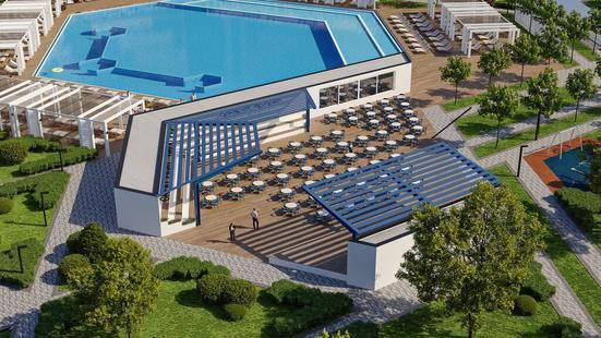 Great Eight Ultra All Inclusive & Spa Hotel