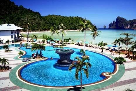 Phi Phi Island Cabana Hotel
